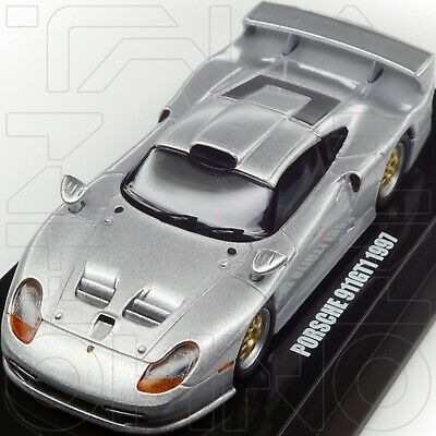 N28 Kyosho Beads Collection Porsche 911GT1 1997 1//64