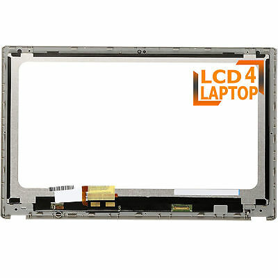 Replacement Acer Aspire V5-571PG MS2360 Laptop LED Touch Screen+ Digitizer Frame