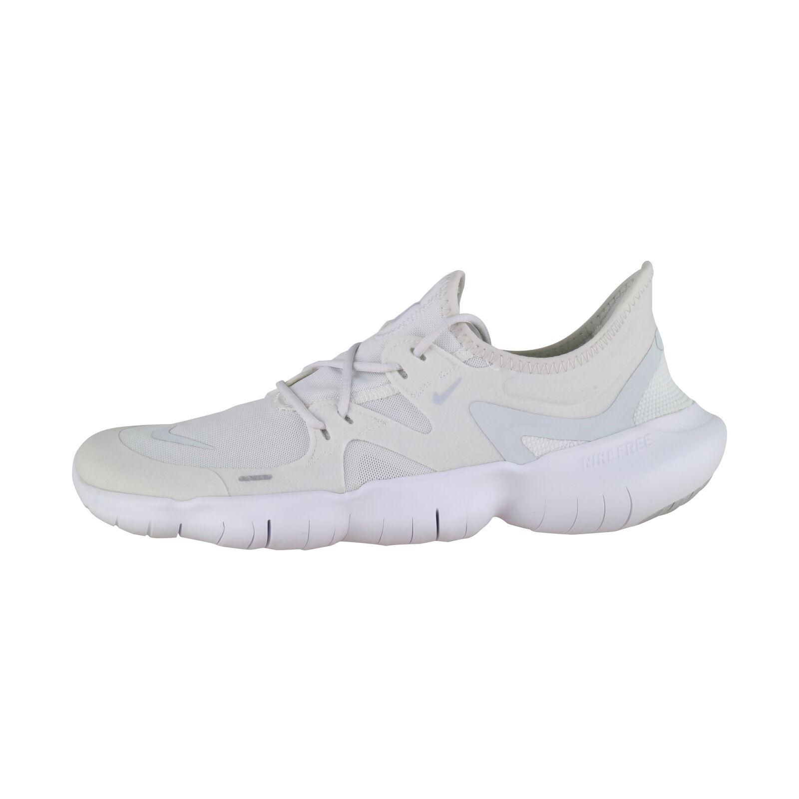 Détails sur Nike Free Rn 5.0 Blanc AQ1289 002
