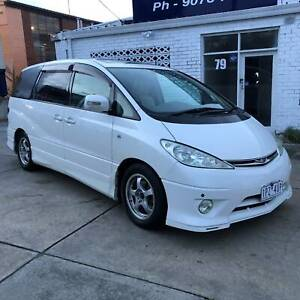 2004 TOYOTA ESTIMA G EDITION  <> Sunroof <> Low Kms <> 7 Seater Moorabbin Kingston Area Preview