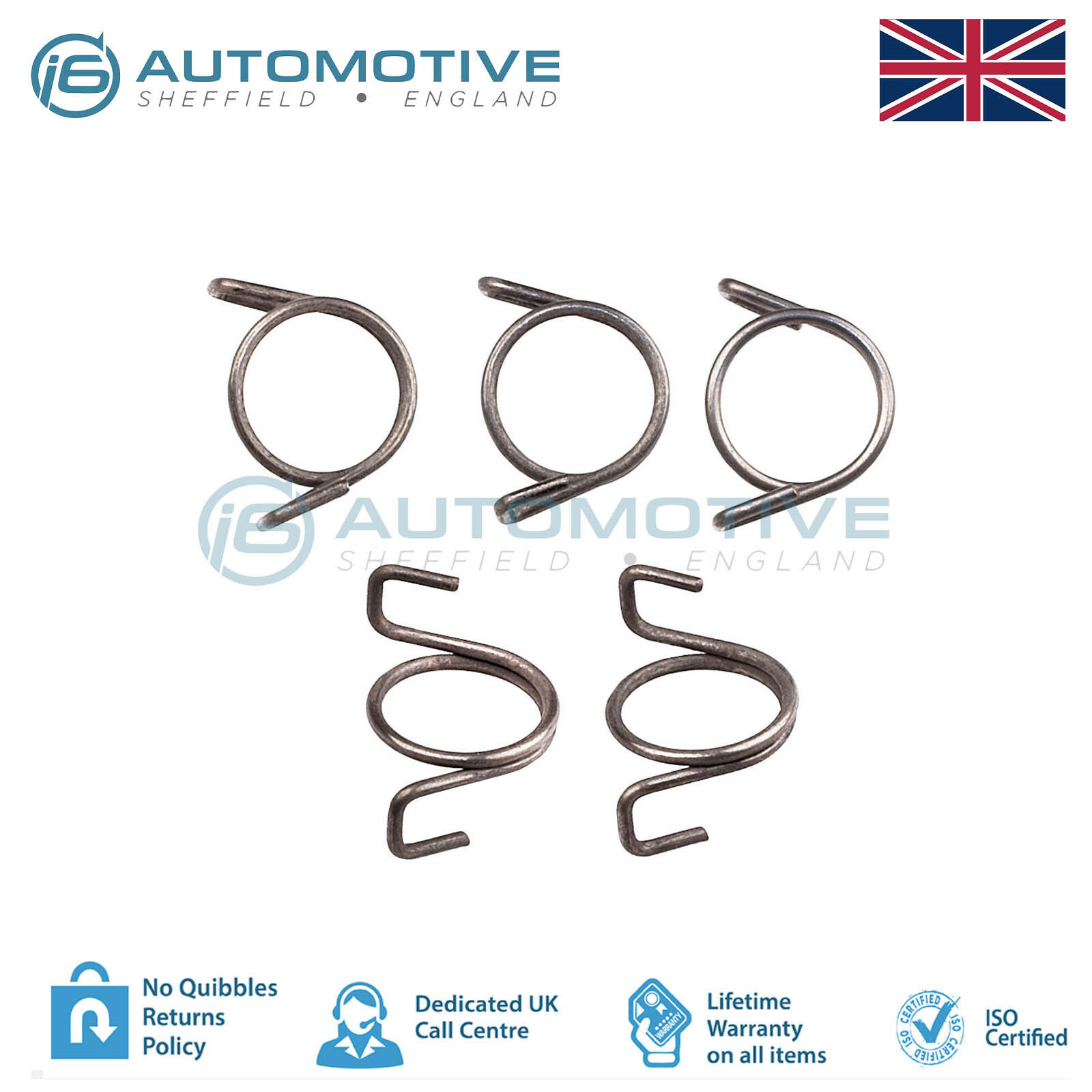 RANGE ROVER DOOR LOCK REPAIR SPRINGS LANDROVER DISCOVERY 5 DOOR SET