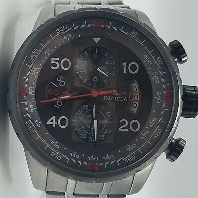 INVICTA AVIATOR 17204 MENS WRIST WATCH *GREAT CONDITION*
