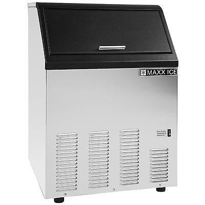 Maxx Ice Mim130 130lb Energy Star Commercial Ice Maker