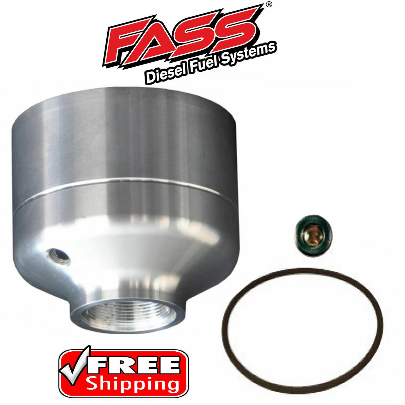 Fuel Filter Delete Kit Canister for 2001-2012 6.6L LB7 LLY LBZ LMM LML