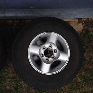 D22 Rims/Tyres Gympie Gympie Area Preview