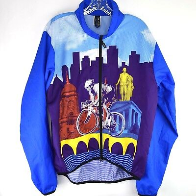 Men/'s Small Black Retail $279.95 Louis Garneau Neoshell Jacket