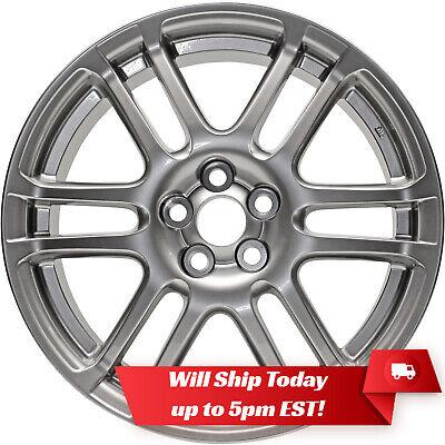 """New 17"""" Replacement Wheel Rim for 2005-2010 Scion tC Hyper Silver - 69471"""