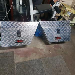Undertray toolboxes North Parramatta Parramatta Area Preview