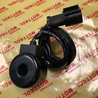 Sd1169-24-11 24v Solenoid Coil Fits Komatsu Pc60-6 Pc120-5 Pc130-5 Pc60-7 New