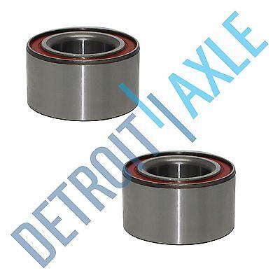 Both (2) Front Wheel Press Bearing Assembly for Escort TT Sephia Tracer Mazda VW
