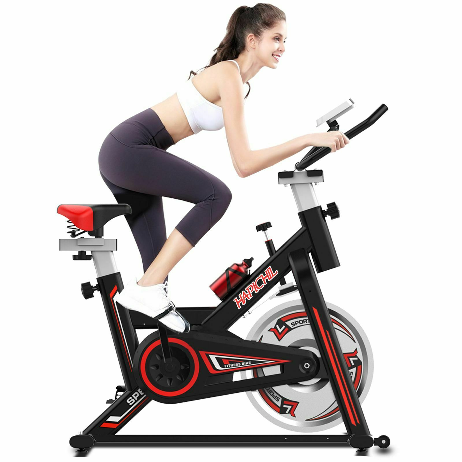 Burn Ur Calories Spinning Bike Cycle Stationary Indoor/Outdo