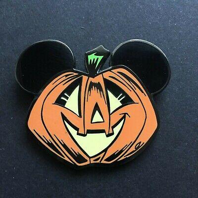 Halloween Mickey Pumpkin Disney Pin 124195