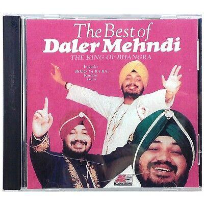 Daler Mehndi – The Best Of Daler Mehndi - The King Of Bhangra