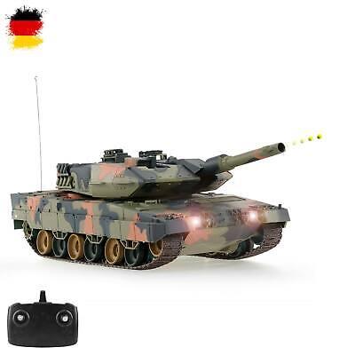 RC ferngesteurter German Leopard II A5 Panzer, Tank KFOR Militär-Fahrzeug, Neu