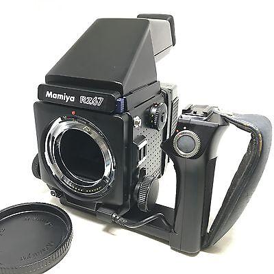 Пленочные фотокамеры 【NEAR MINT】 Mamiya RZ67