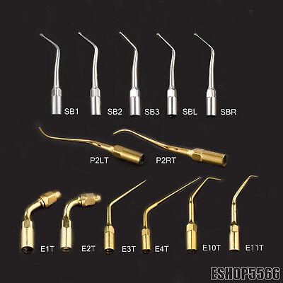 Dental 13 Types Ultrasonic Scaler Cavity Tips Fit Emswoodpecker Handpiece