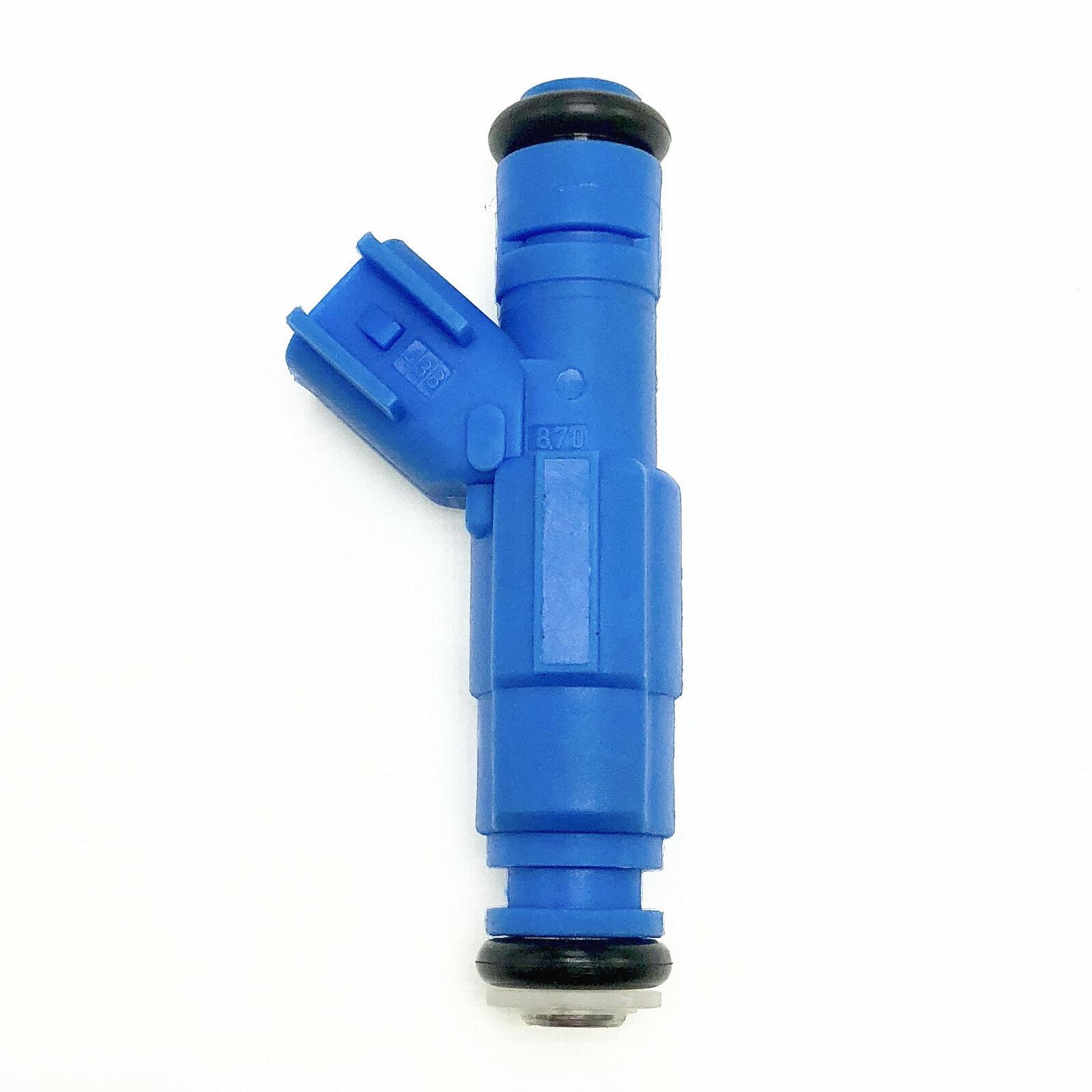 Set of 4 Bosch Upgrade 0280156193 Fuel Injectors for Mazda 3 5 6 I4 2.3L