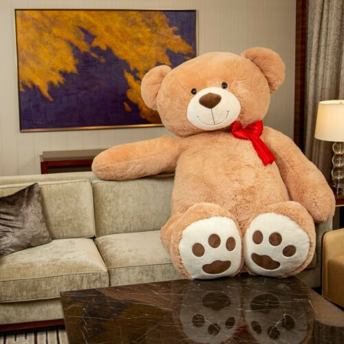 Valentines Day 93 inch Jumbo Plush Teddy Bear