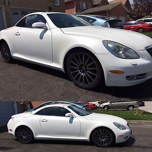 2009 Lexus SC 430 - low milage and beautiful