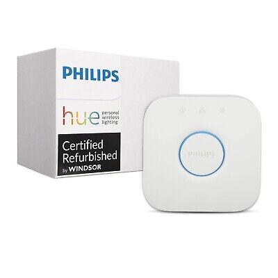 Philips Hue Smart Bridge (Works with Alexa Apple HomeKit and Google Assistant)