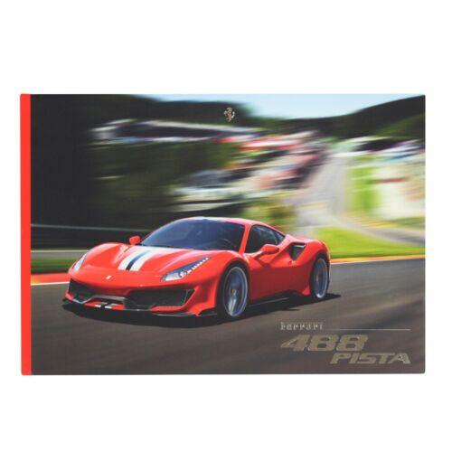 Ferrari Pista Brochure