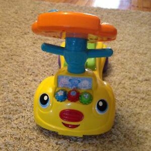 VTech Toddler Car