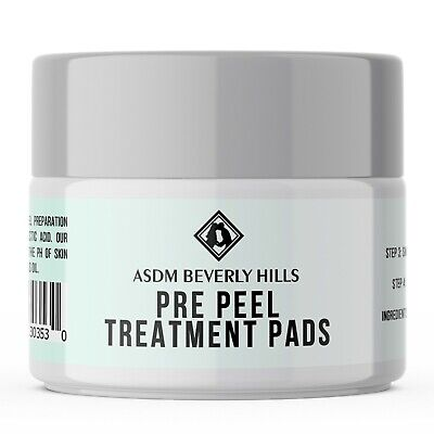 Pre Peel Treatment- Professional Strength, Alcohol & Acetone free!