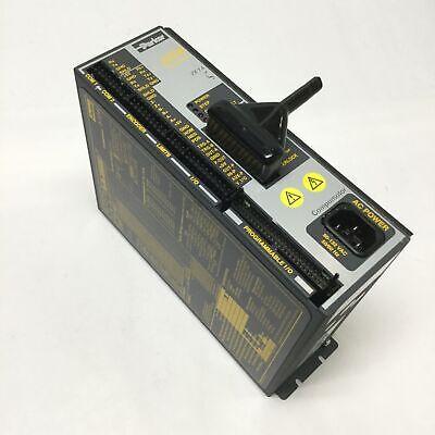 Parker Zeta6104 Compumotor Stepper Motor Indexer Drive Control 120vac 1-axis