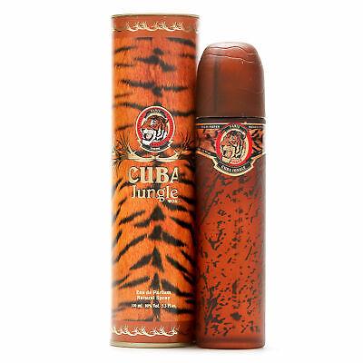 Cuba Perfume Jungle Tiger Eau de Parfum Spray 100ml