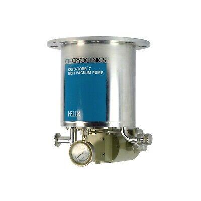 Cti-cryogenics Helix Cryo-torr 7 High Vacuum Pump 3543780p1