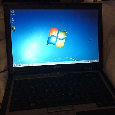 """Dell Latitude D630 14"""" (250GB, Intel Core 2 Duo ) Laptop Silver Windows 7 Pro segunda mano  Embacar hacia Mexico"""