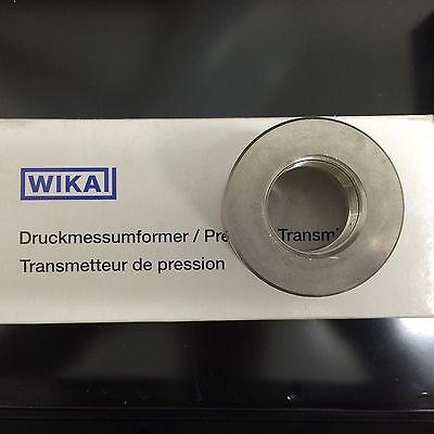 Wika E-11 Victaulic Transmitter Flush Fitting
