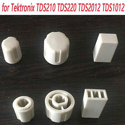 Oscilloscope Knob Cover Fit For Tektronix Tds210 Tds220 Tds224 Tds3054b Tds3052b