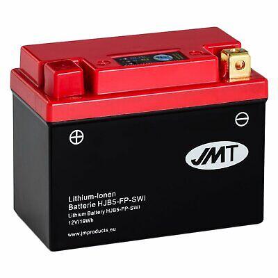 Batería de Litio para Yamaha Yzf-R 125 ABS año 2015-2018 JMT HJB5-FP