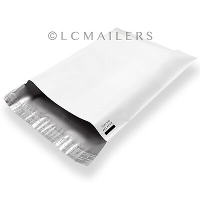100 10x13 Poly Mailers Envelopes Self Sealing Shipping Bags 2.5 Mil PACKZON