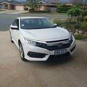 2016 Honda Civic Sedan Macgregor Belconnen Area Preview