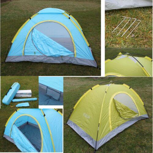 Nova Iglu Zelt 2 Personen Igluzelt Festival Camping Strandmuschel Kuppelzelt NEU