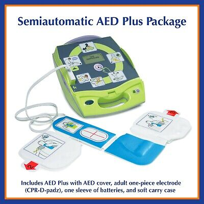 Zoll Semiautomatic Aed Plus Package