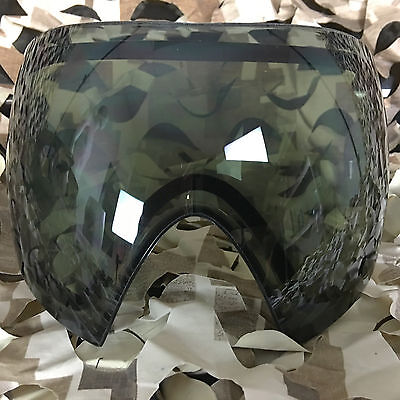NEW Dye Invision I4 & I5 Thermal Anti-Fog Paintball Goggle Mask Lens - -