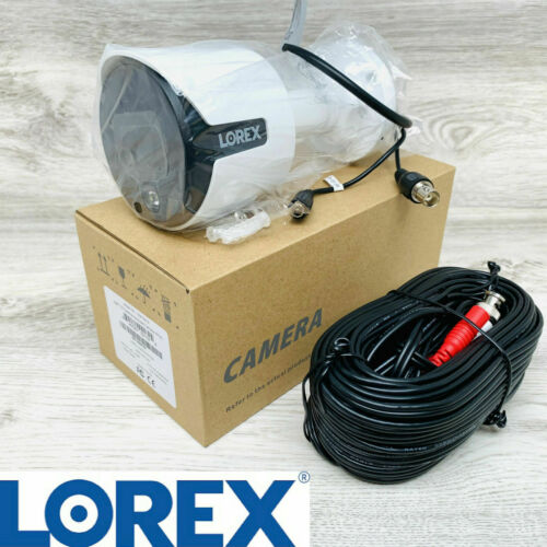 Lorex 5MP Smart Ultra 1080p HD Night Vision Security Video C