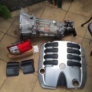 T56 manual gear box Berwick Casey Area Preview