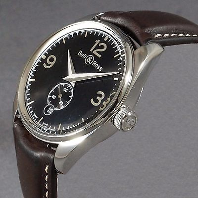 Stunning Bell & Ross Vintage BR123 Automatic Stainless Steel Man's Watch, NO RES
