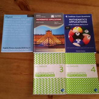 Yr 12 ATAR Text Books
