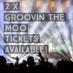 2 x GTM Canberra tickets available. Price negotiable for sale  Ngunnawal