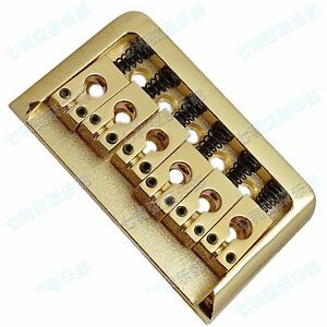 hardtail gold top load electric guitar fixed bridge with wrench screw ebay. Black Bedroom Furniture Sets. Home Design Ideas