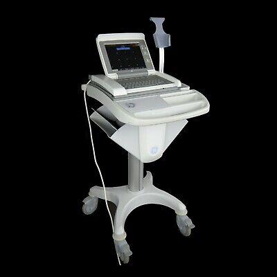 Ge Marquette Mac 5500 Resting Ecg Ekg System Patient Monitor Wcart 2