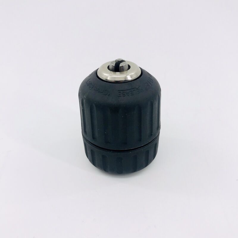"""3/8"""" (10mm) Jacobs Professional Keyless Drill Chuck Replacement - 3/8"""" x 24 UNF"""