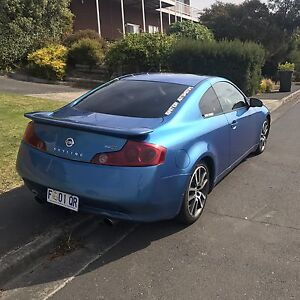 Nissan 350 GT Skyline, 2004 Claremont Glenorchy Area Preview