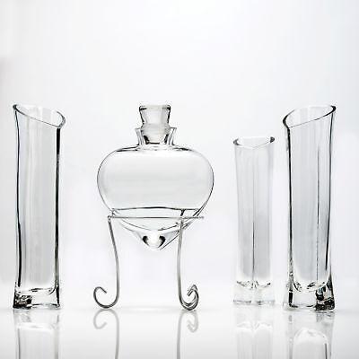 örmig Glas Vase 6 Stück Set (Zeremonie Sand)