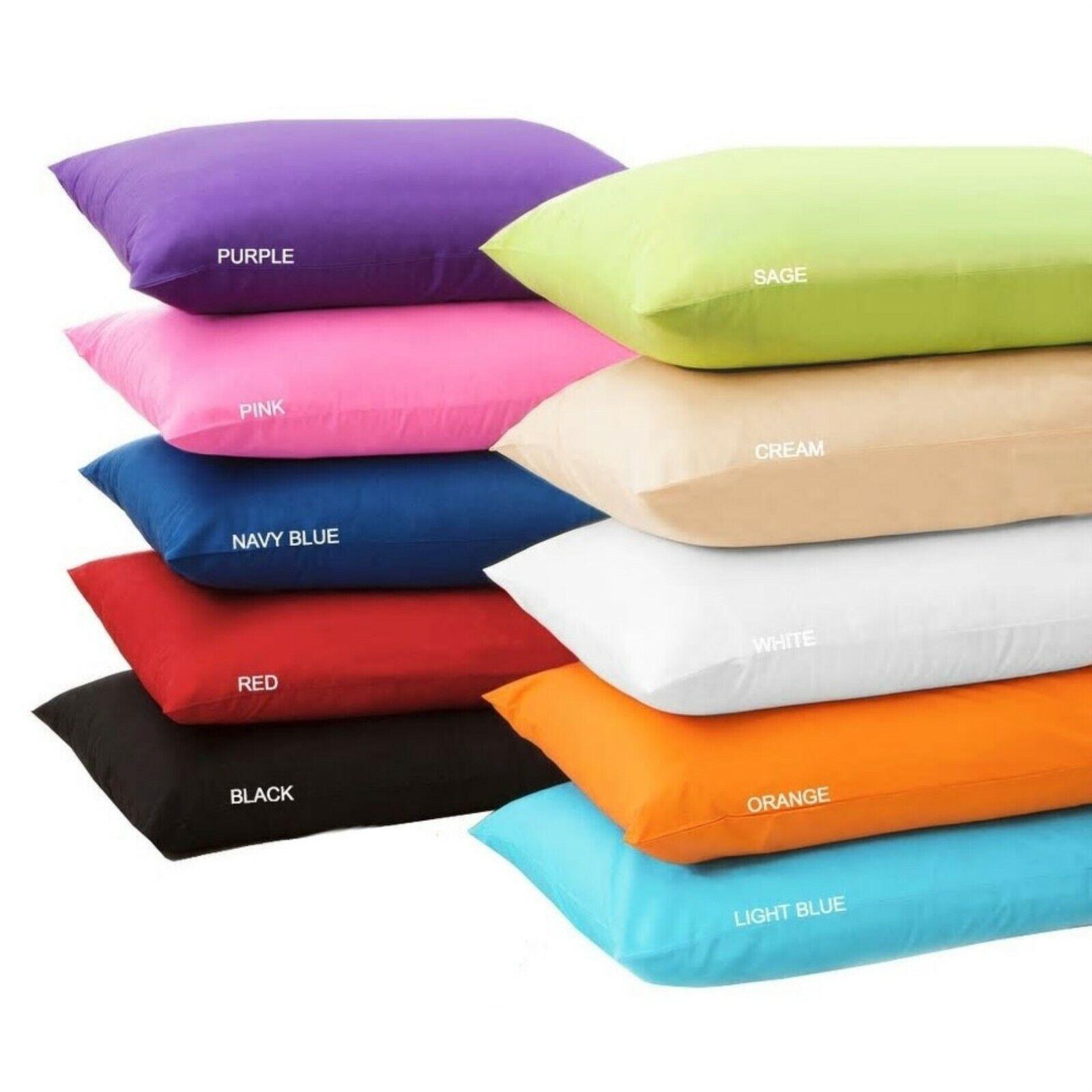 "MoonRest %100 Cotton Body Pillow Cover pillow case 21"" X 54"""